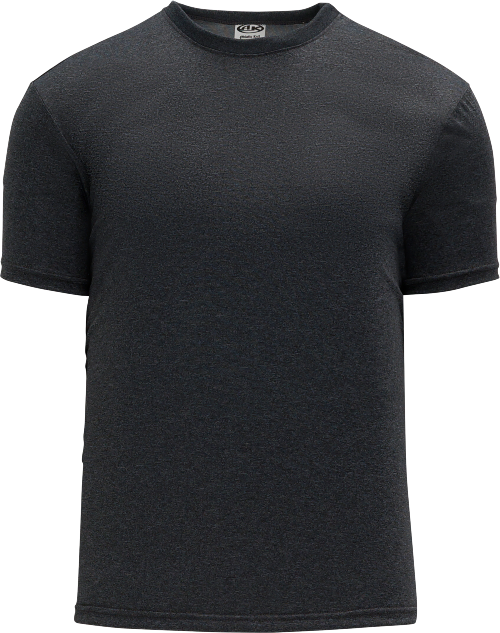 Basic Pullover Baseball Jersey - Charcoal Heather