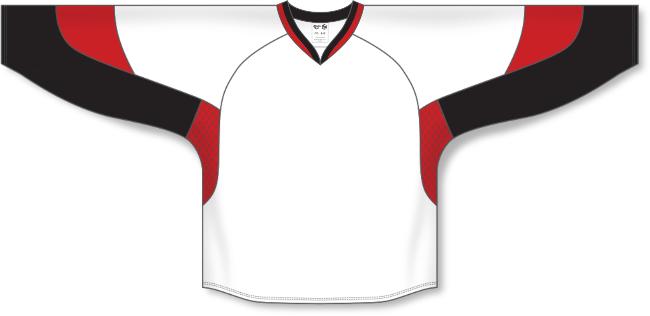 Ottawa Senators Style White Hockey Jersey