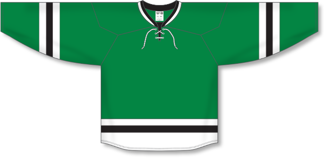 Dallas Stars Style Team Color Hockey Jersey