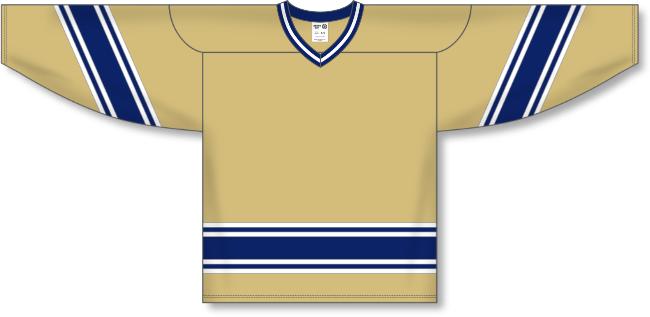 University of Notre Dame Style Alternate Hockey Jersey