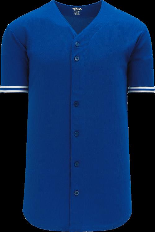 Toronto Blue Jays Style Full Button MLB Style Alternate Jersey