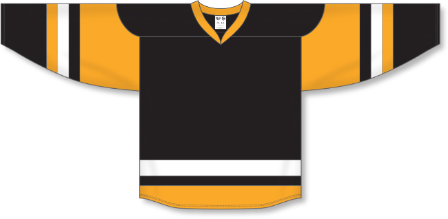 Pittsburgh Penguins Style Team Color Hockey Jersey