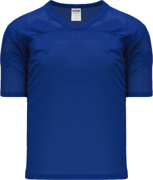 Adult TF151 Blank Touch Football Jersey - Royal Blue