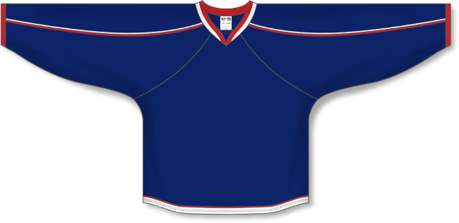 Columbus Blue Jackets Style Team Color Hockey Jersey