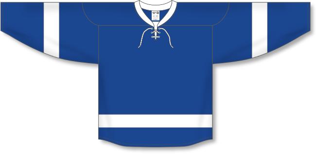 Tampa Bay Lightning Style Team Color Hockey Jersey