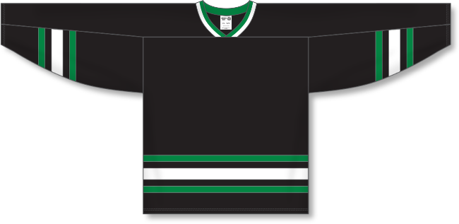 Dallas Stars Style Team Color Throwback Hockey Jersey