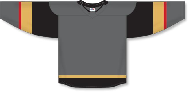Vegas Golden Knights Style Team Color Hockey Jersey