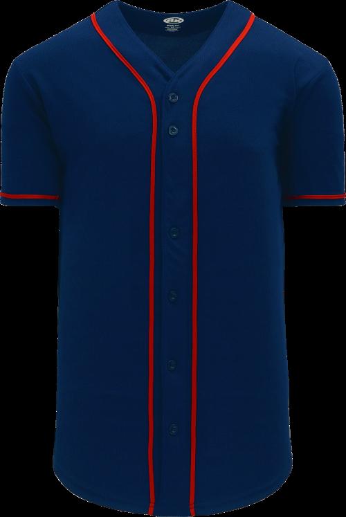 Minnesota Twins Style Full Button MLB Style Alternate Jersey