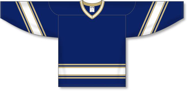 University of Notre Dame Style Team Color Hockey Jersey