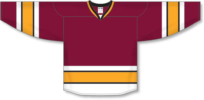 Chicago Wolves Style Team Color Hockey Jersey