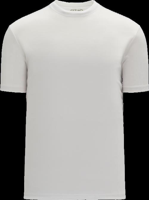 Basic Pullover Baseball Jersey - White