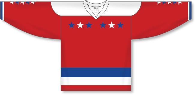 Washington Capitals Style Alternate Hockey Jersey