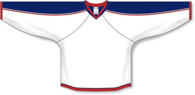 Columbus Blue Jackets Style White Hockey Jersey