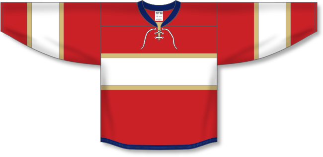 Florida Panthers Style Team Color Hockey Jersey