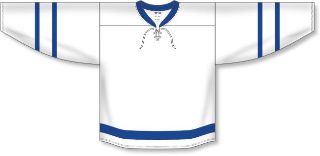 Toronto Maple Leafs Style White Hockey Jersey