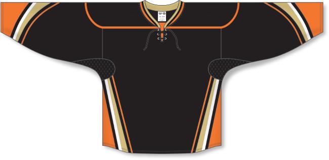 Anaheim Ducks Style Team Color Hockey Jersey
