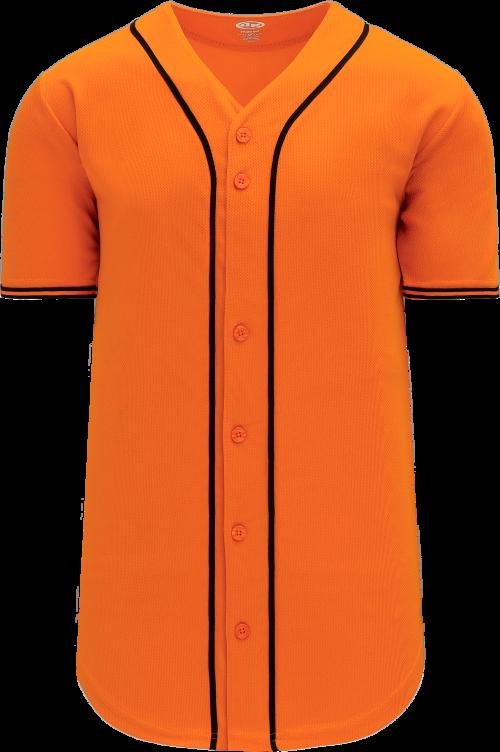 San Francisco Giants Style Full Button MLB Style Alternate Jersey