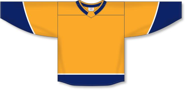 Nashville Predators Style Team Color Hockey Jersey