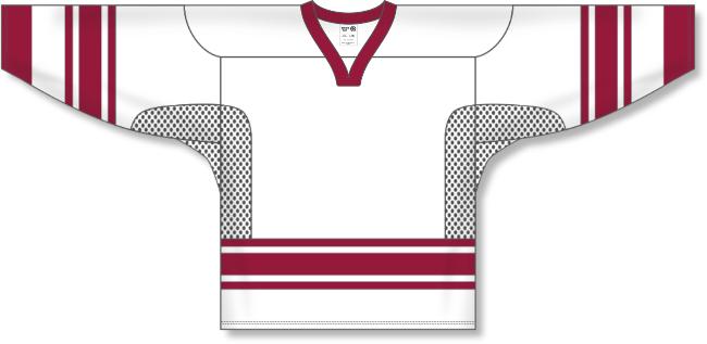 Arizona Coyotes Style White Throwback Hockey Jersey