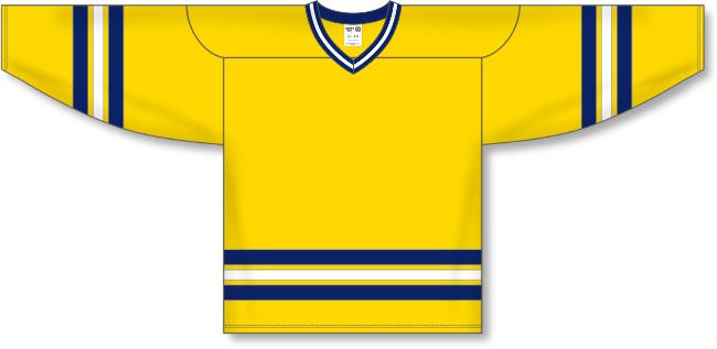 University of Michigan  Style Alternate Hockey Jersey