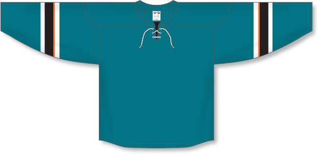 San Jose Sharks Style Team Color Hockey Jersey