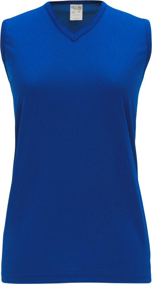 Ladies LF635L Dryflex Field Lacrosse Jersey - Royal Blue