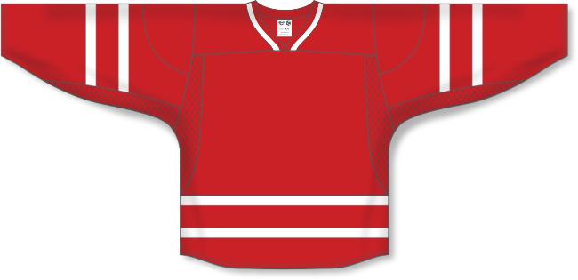 Team Canada Style Olympics 2010 Team Color Hockey Jersey