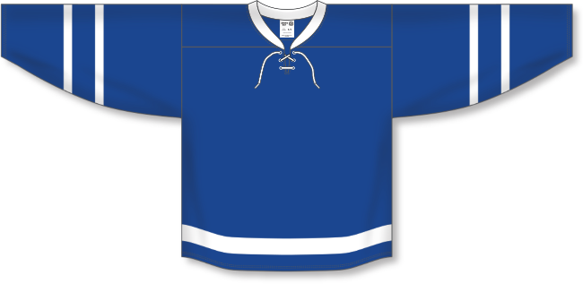 Toronto Maple Leafs Style Team Color Hockey Jersey