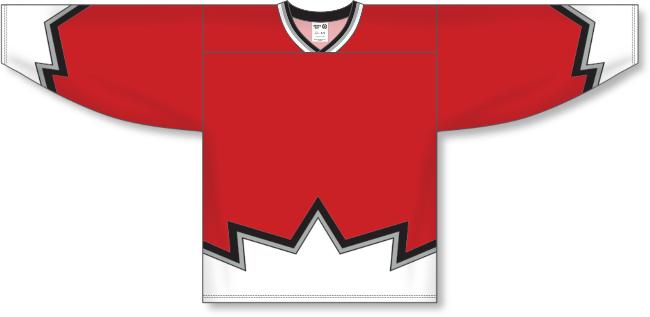Ottawa Senators Style Team Color Throwback Hockey Jersey