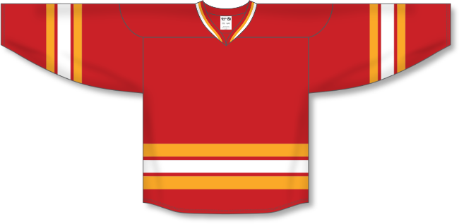 Calgary Flames Style Alternate Hockey Jersey