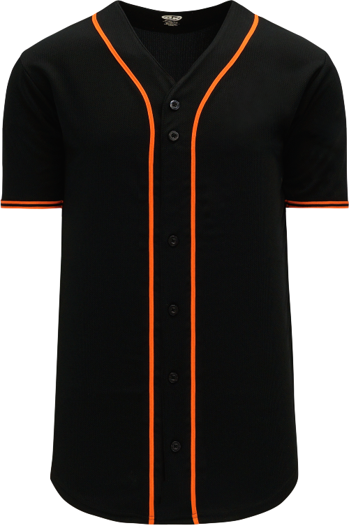 San Francisco Giants Style Full Button MLB Style Road Jersey