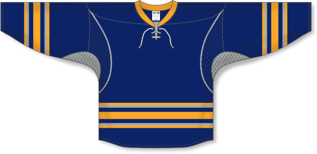 Buffalo Sabres Style Team Color Hockey Jersey