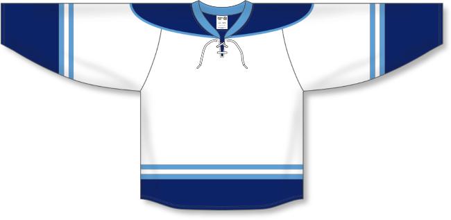 Florida Panthers Style White Throwback Hockey Jersey
