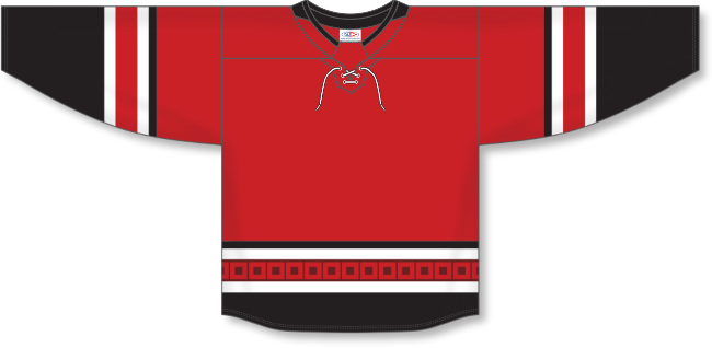 Carolina Hurricanes Style Team Color Hockey Jersey