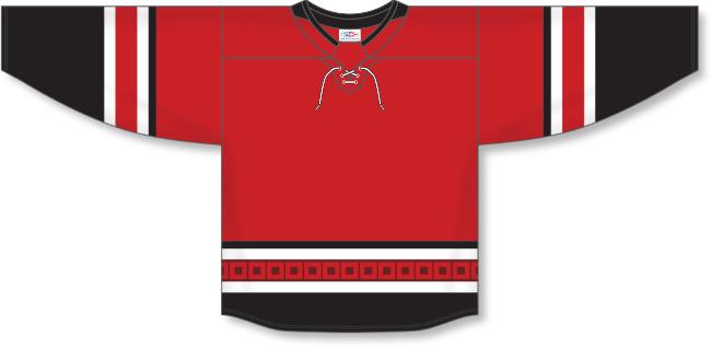 Carolina Hurricanes Style Team Color Hockey Jersey
