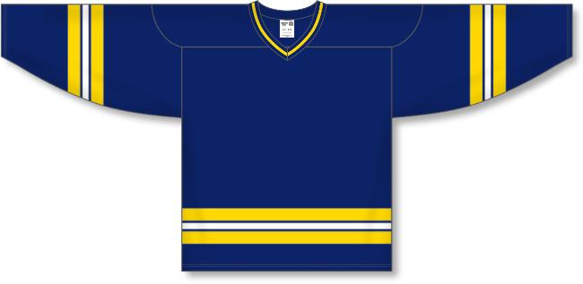 University of Michigan  Style Team Color Hockey Jersey