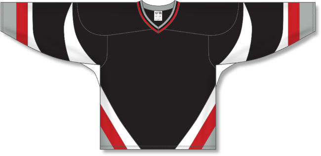 Buffalo Sabres Style Team Color Throwback Hockey Jersey