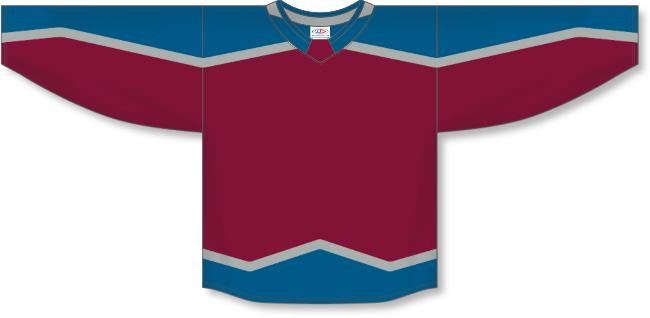 Colorado Avalanche Style Team Color Hockey Jersey