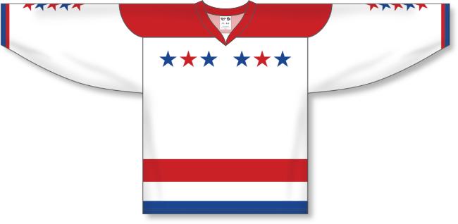 Washington Capitals Style Winter Classic Hockey Jersey