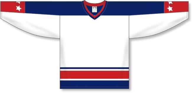 Columbus Blue Jackets Style White Throwback Hockey Jersey