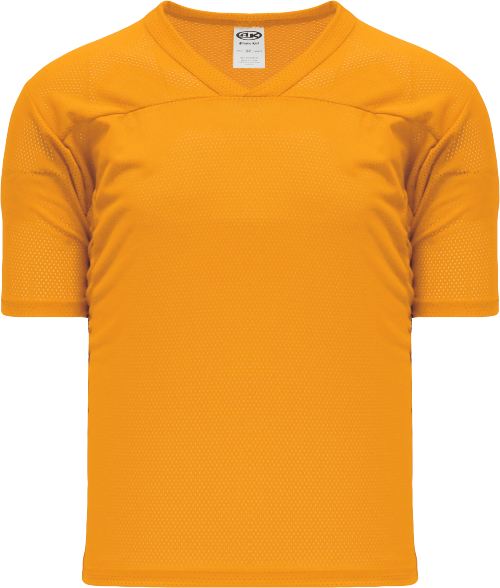 Adult TF151 Blank Touch Football Jersey - Gold