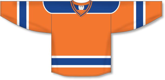 Edmonton Oilers Style Alternate Throwback Hockey Jersey