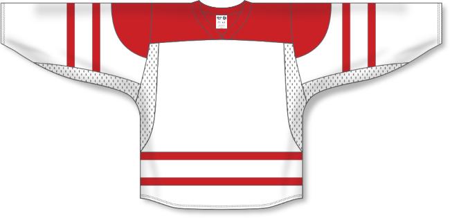 Team Canada Style Olympics 2010 White Hockey Jersey