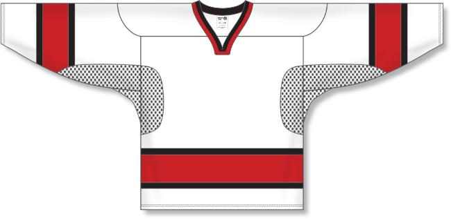 Team Canada Style Olympics 2002 White Hockey Jersey
