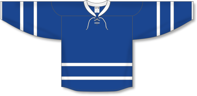 Toronto Maple Leafs Style Team Color Throwback Hockey Jersey