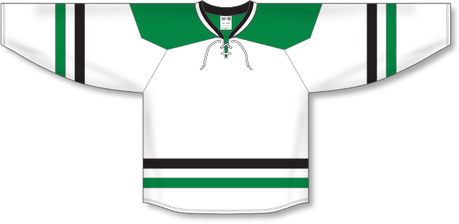 Dallas Stars Style White Hockey Jersey