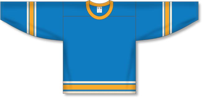 St. Louis Blues Style Alternate Hockey Jersey