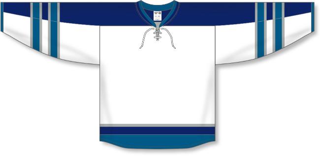 Winnipeg Jets Style White Hockey Jersey