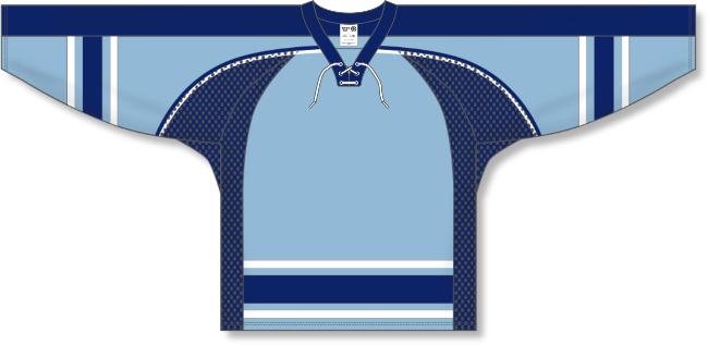 University of Maine Style Team Color Hockey Jersey